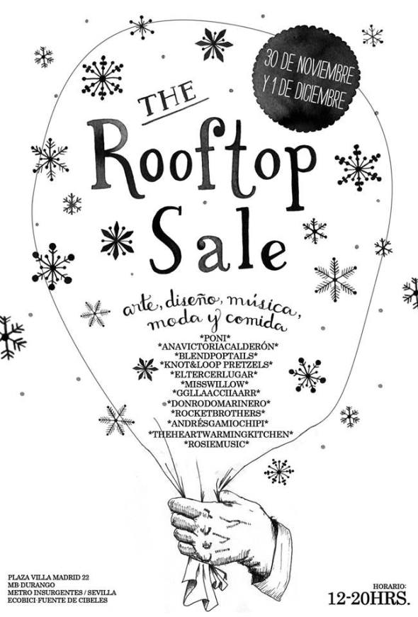 The rooftop sale